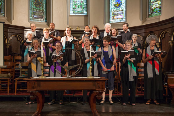 The Choir at First Parish in Brookline