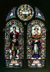 Goddard Memorial Window