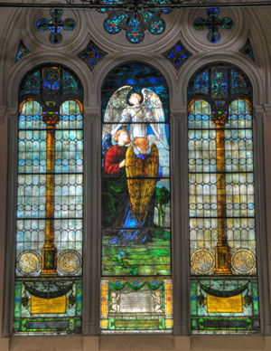 Lowell Memorial Window