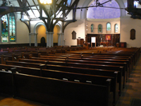 The Sanctuary at First Parish in Brookline
