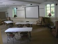 The Dana Room at First Parish