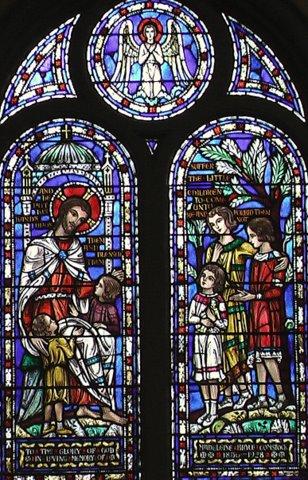 Comstock Memorial Window