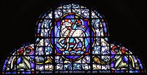 Fletcher Memorial Window
