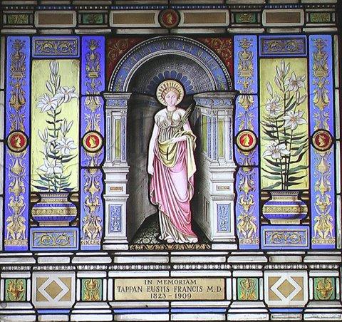Francis Memorial Window