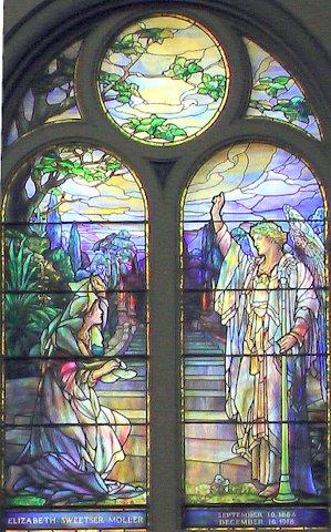 Moller Memorial Window