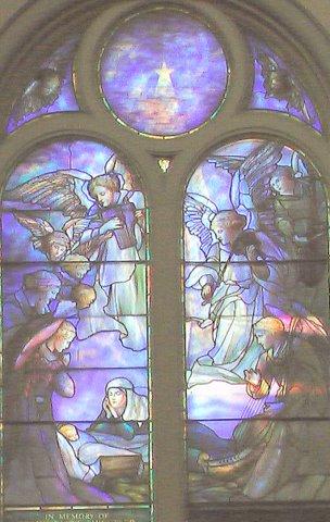 Sweetser Memorial Window