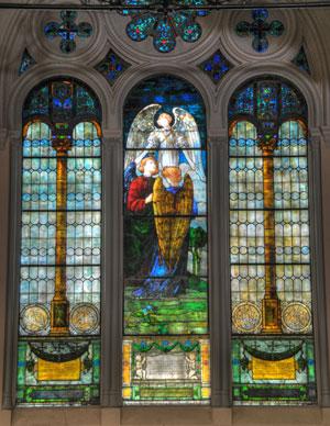 Lowell Memorial Window